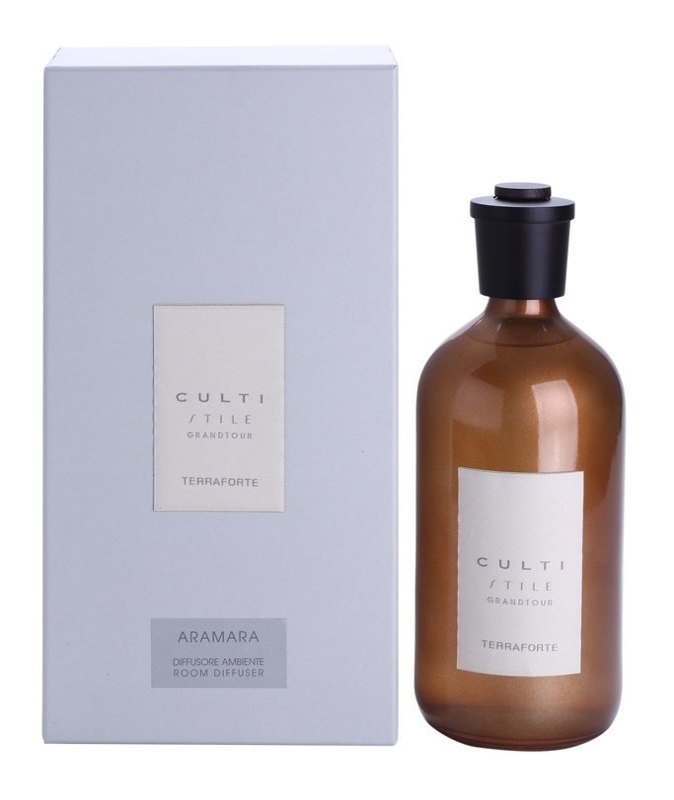 Culti Stile Grandtour Aramara Aroma Diffuser With Refill 1000 ml  (Terraforte)