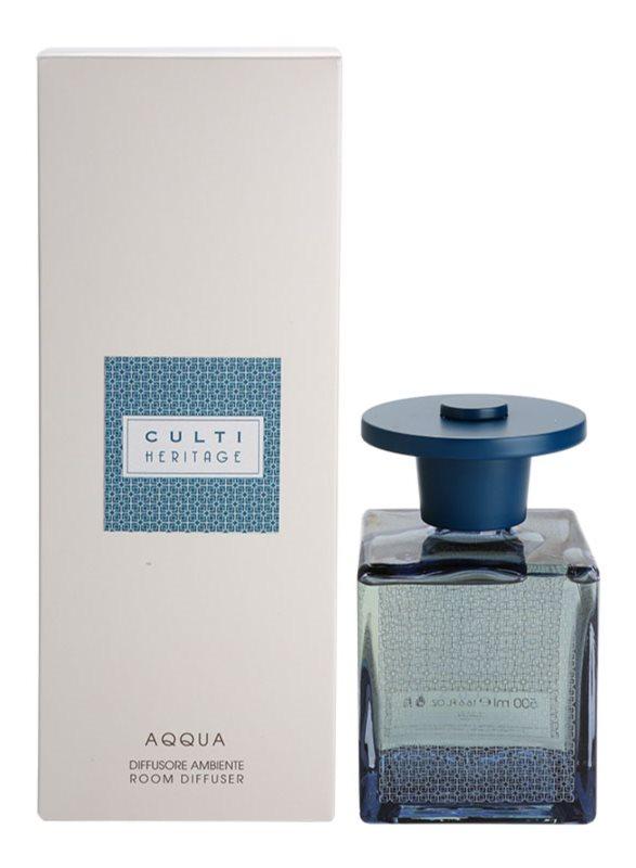 Culti Heritage Aqqua aroma difuzor cu rezervã 500 ml  (Blue Arabesque)
