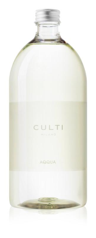 Culti Refill Aqqua nadomestno polnilo za aroma difuzor 1000 ml