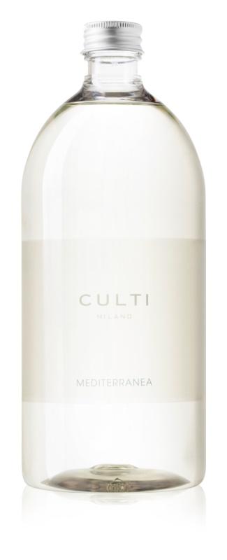 Culti Refill Mediterranea recharge pour diffuseur d'huiles essentielles 1000 ml