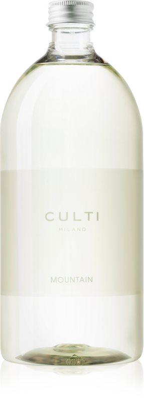 Culti Refill Mountain nadomestno polnilo za aroma difuzor 1000 ml