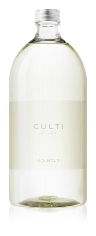 Culti Refill Mountain recharge pour diffuseur d'huiles essentielles 1000 ml
