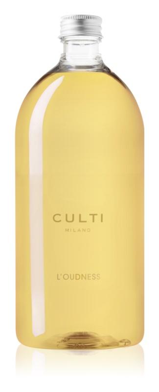 Culti Refill L'Oudness ricarica per diffusori di aromi 1000 ml