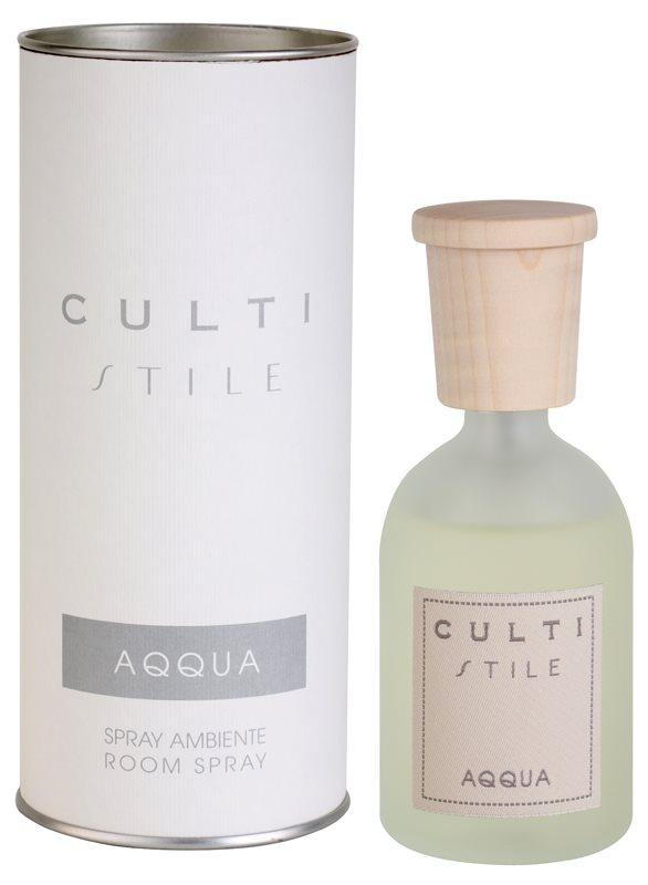 Culti Spray Aqqua profumo per ambienti 100 ml