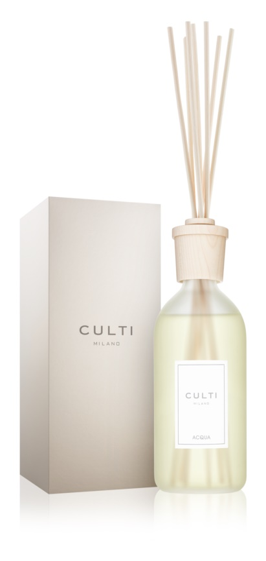 Culti Stile Acqua diffuseur d'huiles essentielles avec recharge 500 ml