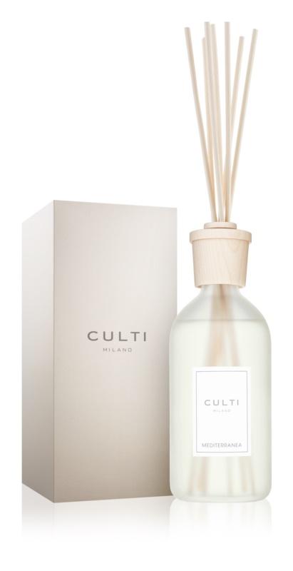 Culti Stile Mediterranea aroma difuzor s polnilom 500 ml