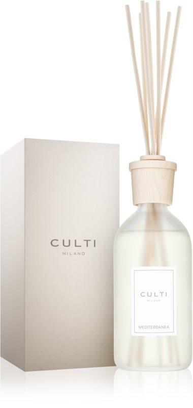 Culti Stile Mediterranea diffuseur d'huiles essentielles avec recharge 500 ml