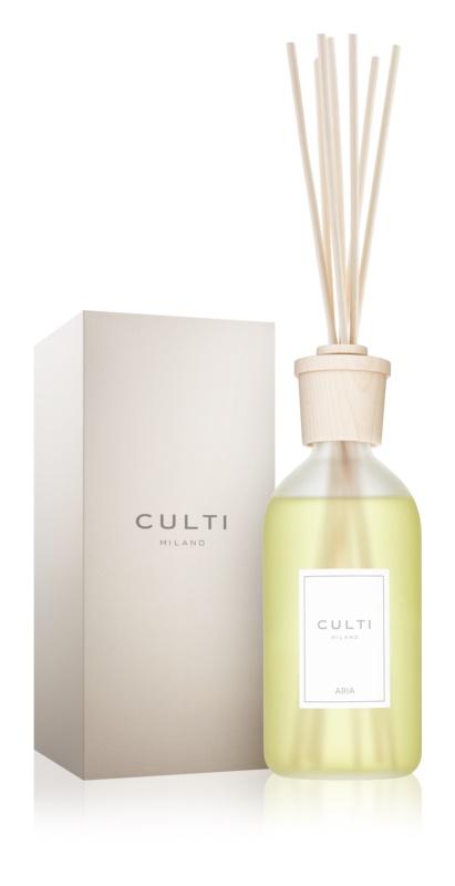 Culti Stile Aria diffuseur d'huiles essentielles avec recharge 500 ml