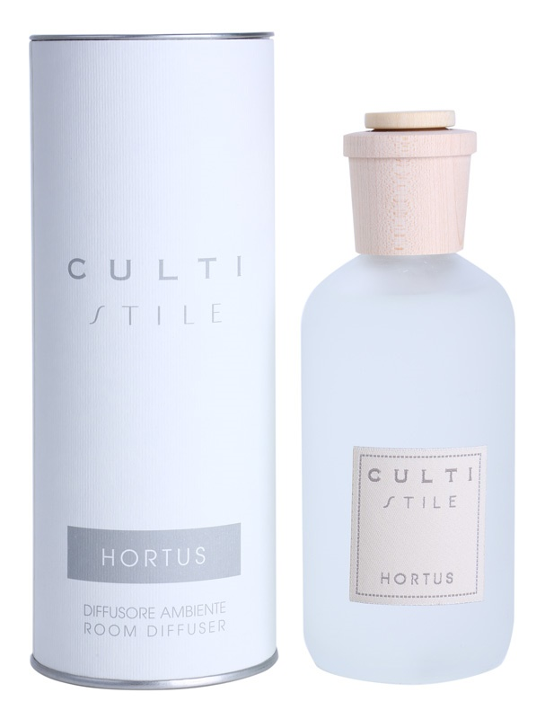 Culti Stile Hortus Aroma Diffuser With Filling 250 ml