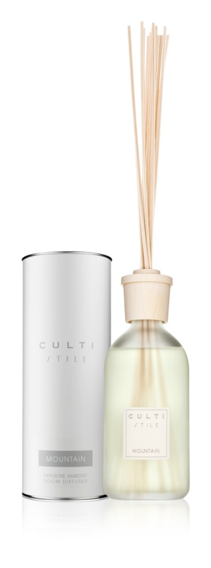 Culti Stile Mountain Aroma Diffuser met vulling 500 ml