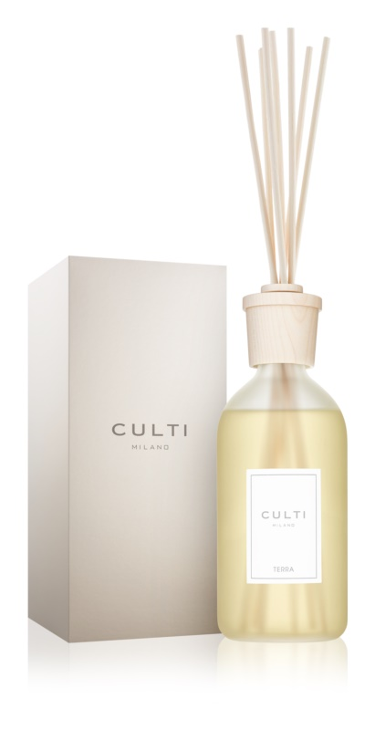 Culti Stile Terra Aroma Diffuser mit Nachfüllung 500 ml