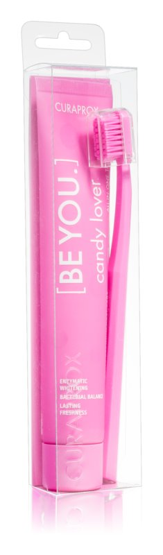 Curaprox Be You Candy Lover set cosmetice III.