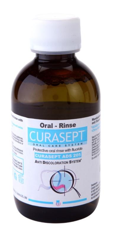 Curaprox Curasept ADS 205 рідина для полоскання  рота для щоденного використання