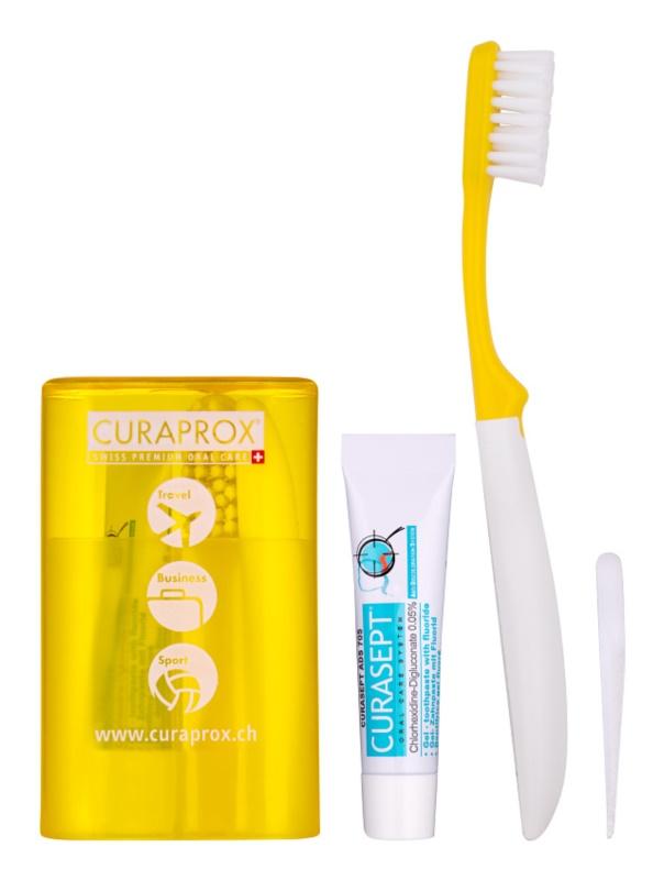 Curaprox Travel Set TS 261 coffret cosmétique I.