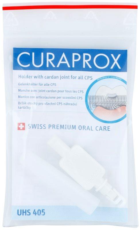 Curaprox Holder UHS 405 otočný držiak pre náhradné medzizubné kefky