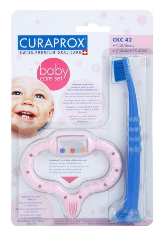 Curaprox Curababy Kosmetik-Set  III.