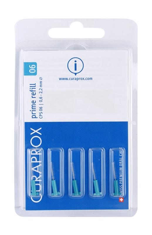 Curaprox Prime Refill CPS recambio de cepillos interdentales en blíster 5 uds