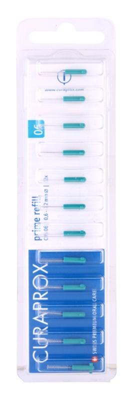 Curaprox Prime Refill CPS 12 Stück Interdental-Ersatzbürsten in der Blisterverpackung