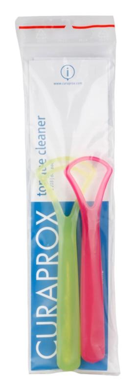 Curaprox Tongue Cleaner CTC 203 gratte-langues 2 pcs