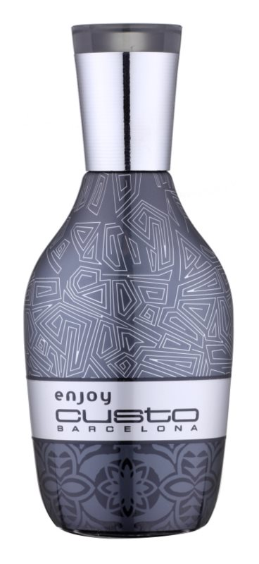 Custo Barcelona Enjoy Eau de Toilette für Herren 100 ml