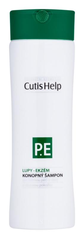 CutisHelp Health Care P.E - Lupy- Ekzém shampoo alla canapa contro eczemi e forfora
