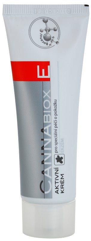 CutisHelp Medica CannaBiox E crema attiva per pelli allergiche ed eczemi