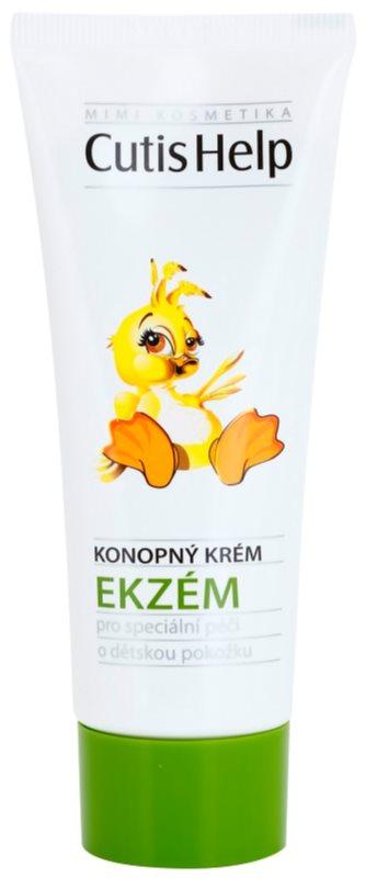 CutisHelp Mimi crème de jour au chanvre anti-eczéma pour bébé