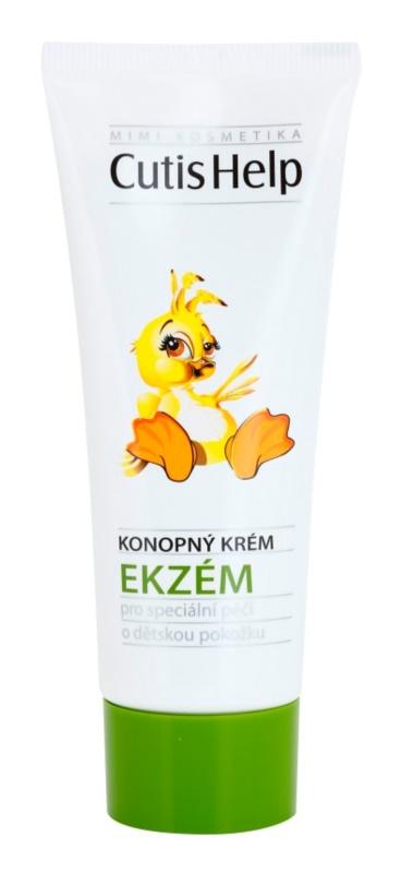 CutisHelp Mimi Hemp Moisturiser for Skin with Eczema For Children From Birth