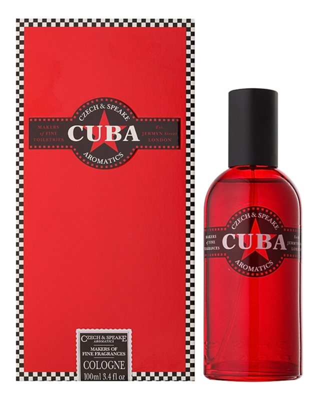 Czech & Speake Cuba eau de Cologne mixte 100 ml