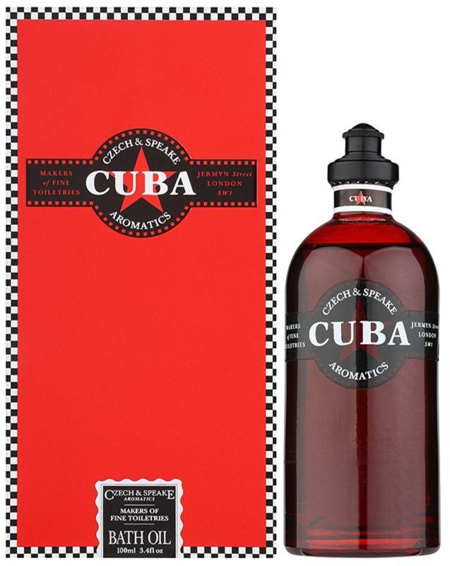 Czech & Speake Cuba душ масло унисекс 100 мл.