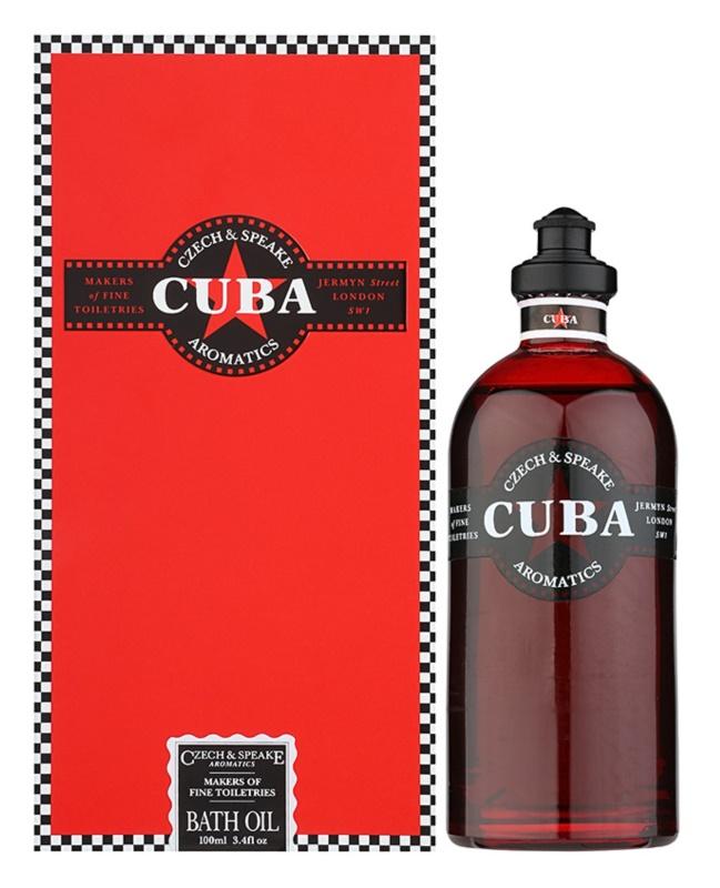 Czech & Speake Cuba Doucheolie  Unisex 100 ml