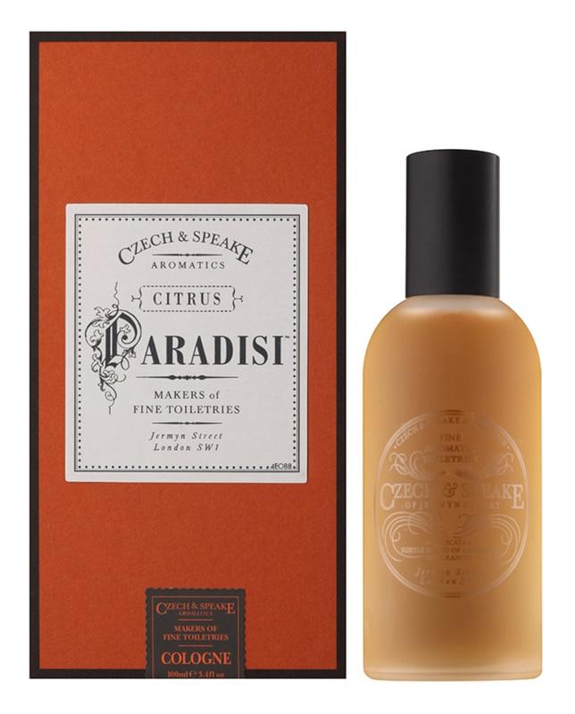 Czech & Speake Citrus Paradisi eau de Cologne mixte 100 ml