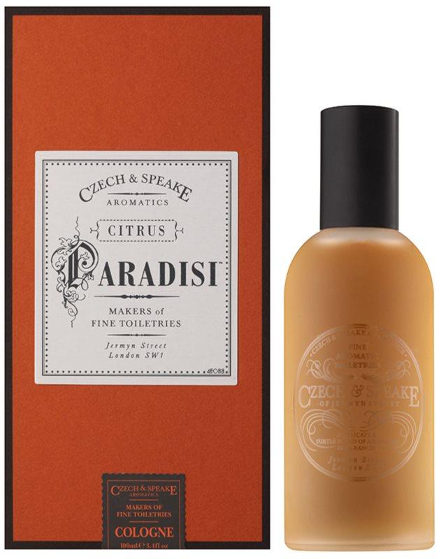 Czech & Speake Citrus Paradisi kölnivíz unisex 100 ml