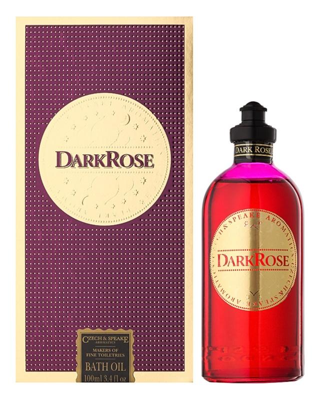 Czech & Speake Dark Rose huile de douche mixte 100 ml