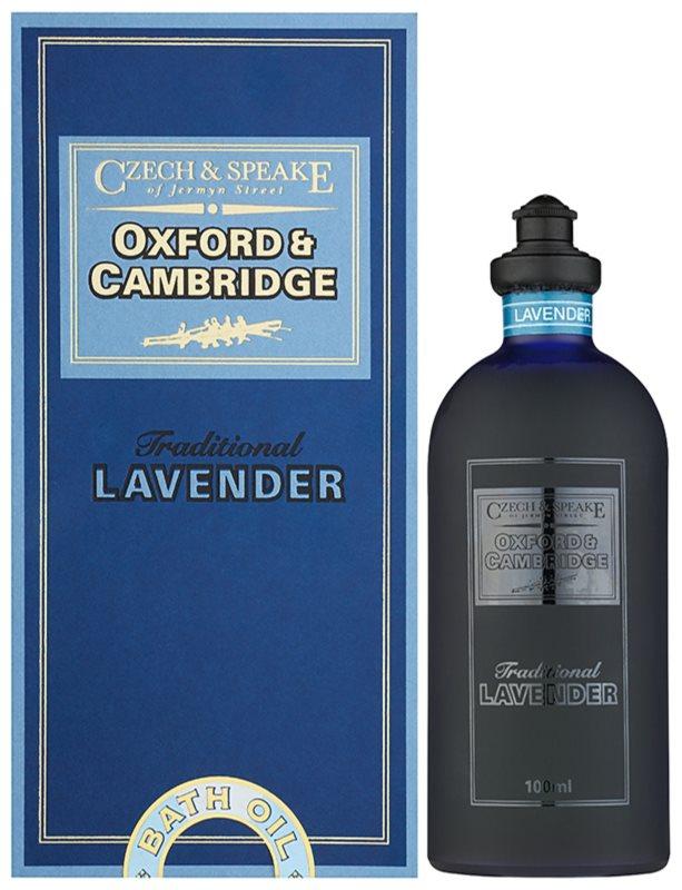 Czech & Speake Oxford & Cambridge olje za prhanje uniseks 100 ml