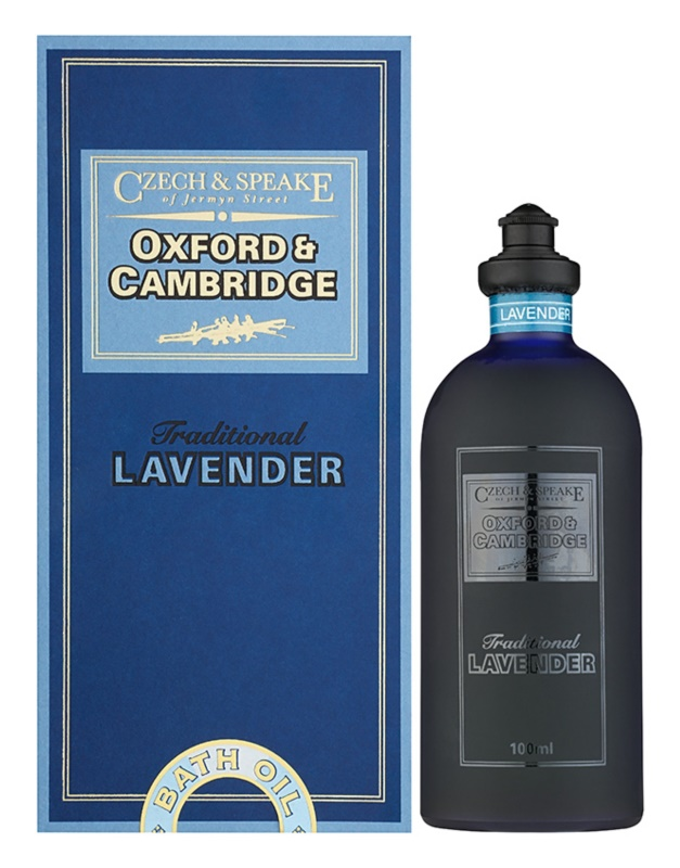 Czech & Speake Oxford & Cambridge ulei de dus unisex 100 ml