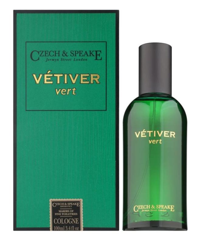 Czech & Speake Vetiver Vert kölnivíz unisex 100 ml