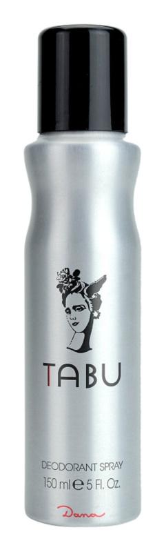 Dana Tabu Deo Spray voor Vrouwen  150 ml