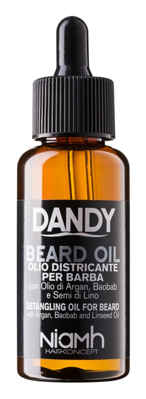 DANDY Beard Oil ulei pentru barbă și mustață