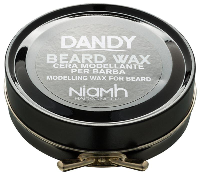 DANDY Beard Wax Bartwachs