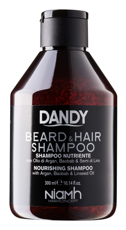 DANDY Beard & Hair Shampoo Beard and Hair Shampoo