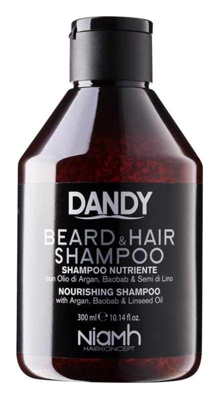DANDY Beard & Hair Shampoo šampon na vlasy a vousy