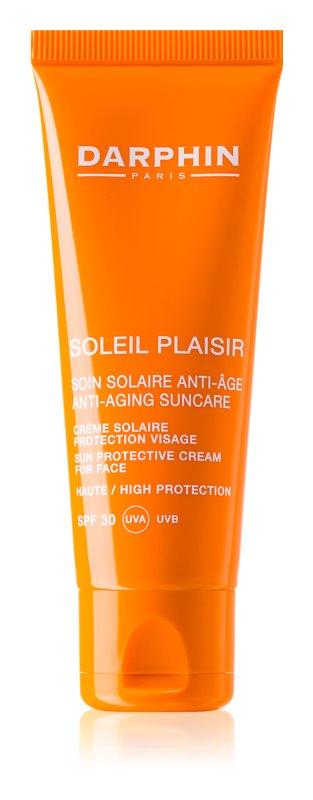 Darphin Soleil Plaisir opalovací krém na obličej SPF 30