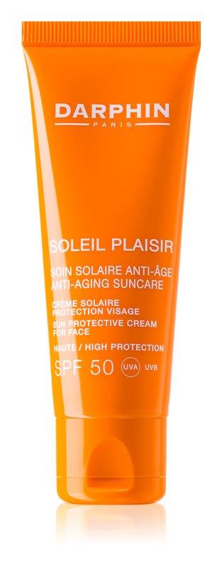 Darphin Soleil Plaisir Sonnencreme fürs Gesicht SPF 50