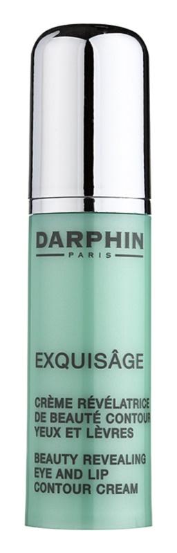 Darphin Exquisâge spevňujúci a vyhladzujúci krém na očné okolie a pery