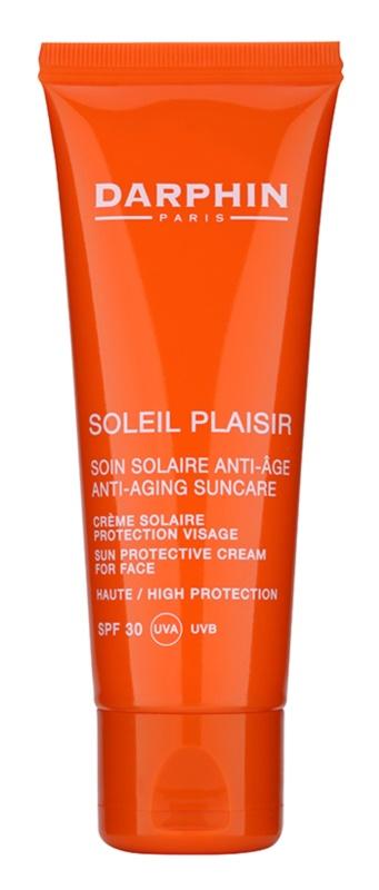 Darphin Soleil Plaisir crema abbronzante viso SPF 30