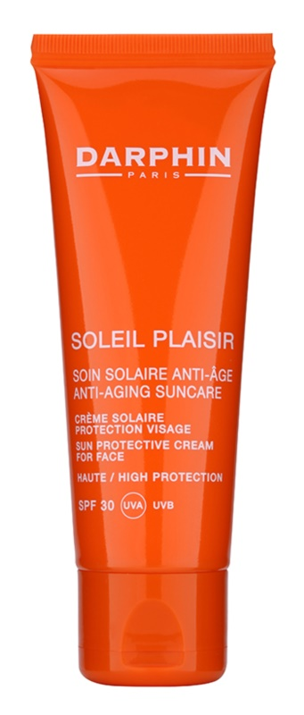 Darphin Soleil Plaisir Sun Protective Cream for Face SPF 30