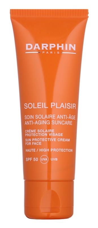 Darphin Soleil Plaisir opaľovací krém na tvár SPF 50