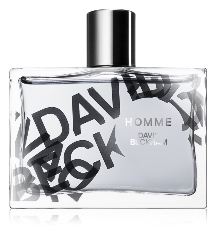 David Beckham Homme Eau de Toilette for Men 75 ml