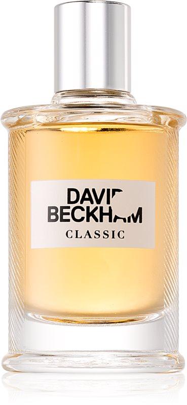 David Beckham Classic balzám po holení pro muže 60 ml